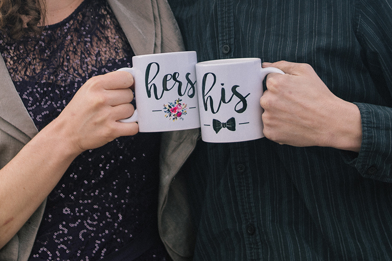 His & Hers Couples Gift Set