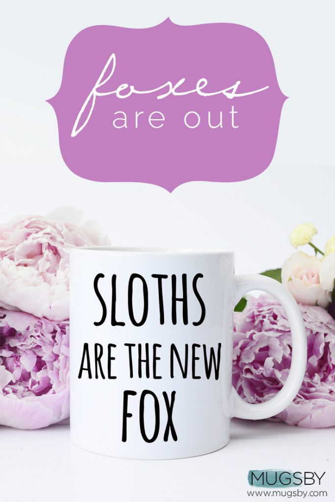 3 Sloth Mugs You'll Love